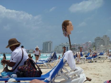 Cancun, zabudowa