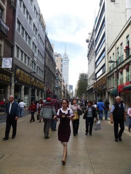 Ciudad de Mexico centro