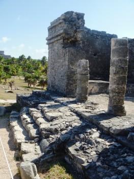 Tulum Ruiny 2