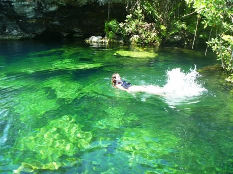 cenote cristalino 3