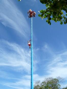 voladores w Tulum 1