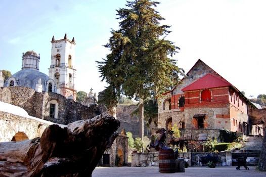 Ex Hacienda de Santa Maria Regla 1