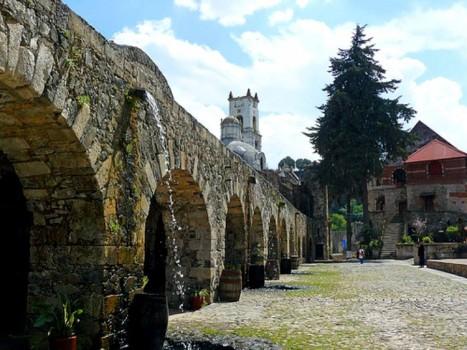 Ex Hacienda de Santa Maria Regla