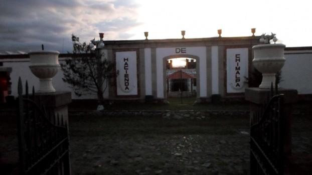 Hacienda de Chimalpa 1
