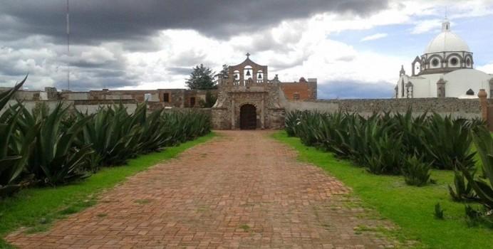 Hacienda de Chimalpa