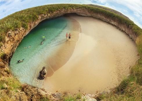 Playa Escondida Islas Marietas 2