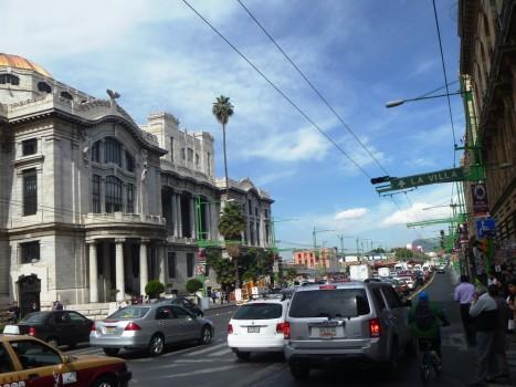 Brak przejścia Miasto Meksyk