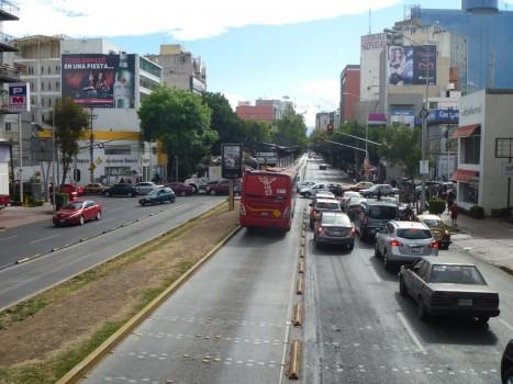 Ulica bez przejścia Miasto Meksyk