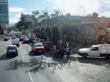 Ulice Miasto Meksyk