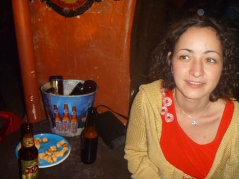 grito mexicano - płukanie gardła