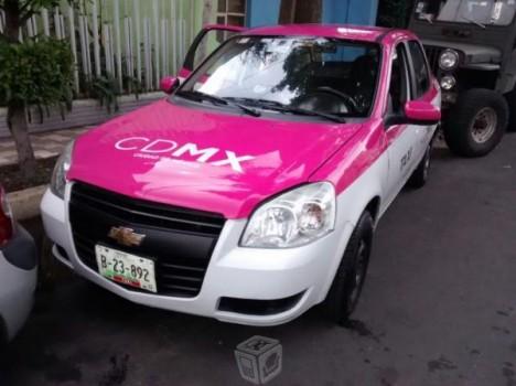 taxi rosa 2