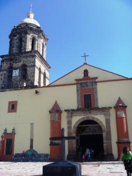 Tonala - kościół pw. św. Santiago