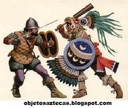 Aztecas vs. espanoles