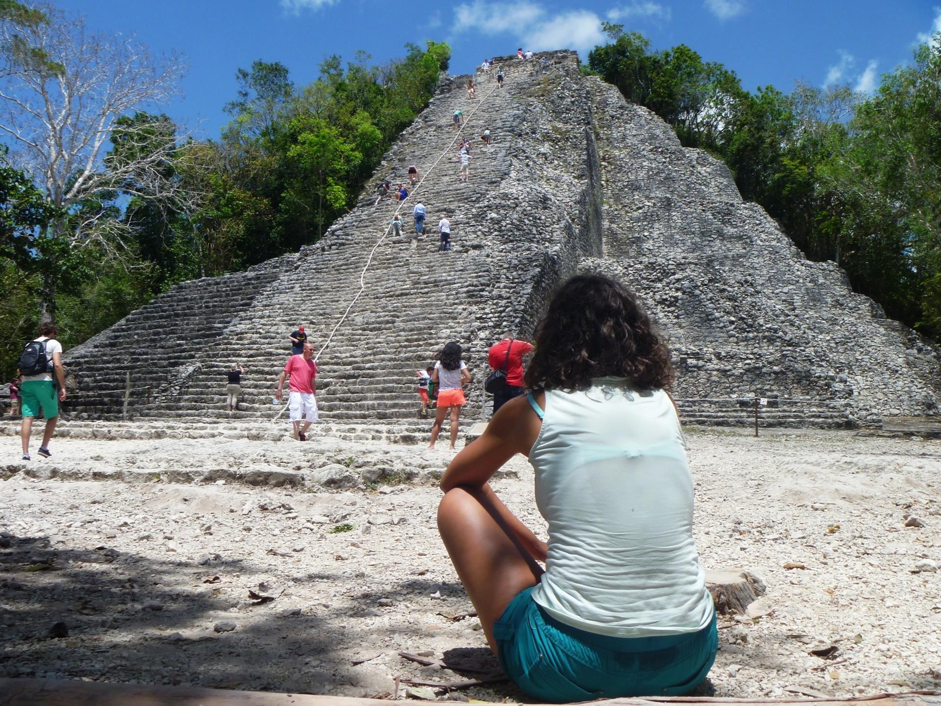 piramida - Coba