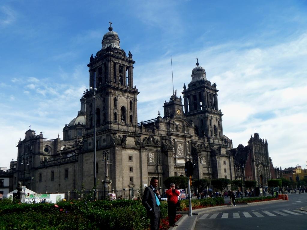 Catedral Metropolitana de la Ciudad de Mexico